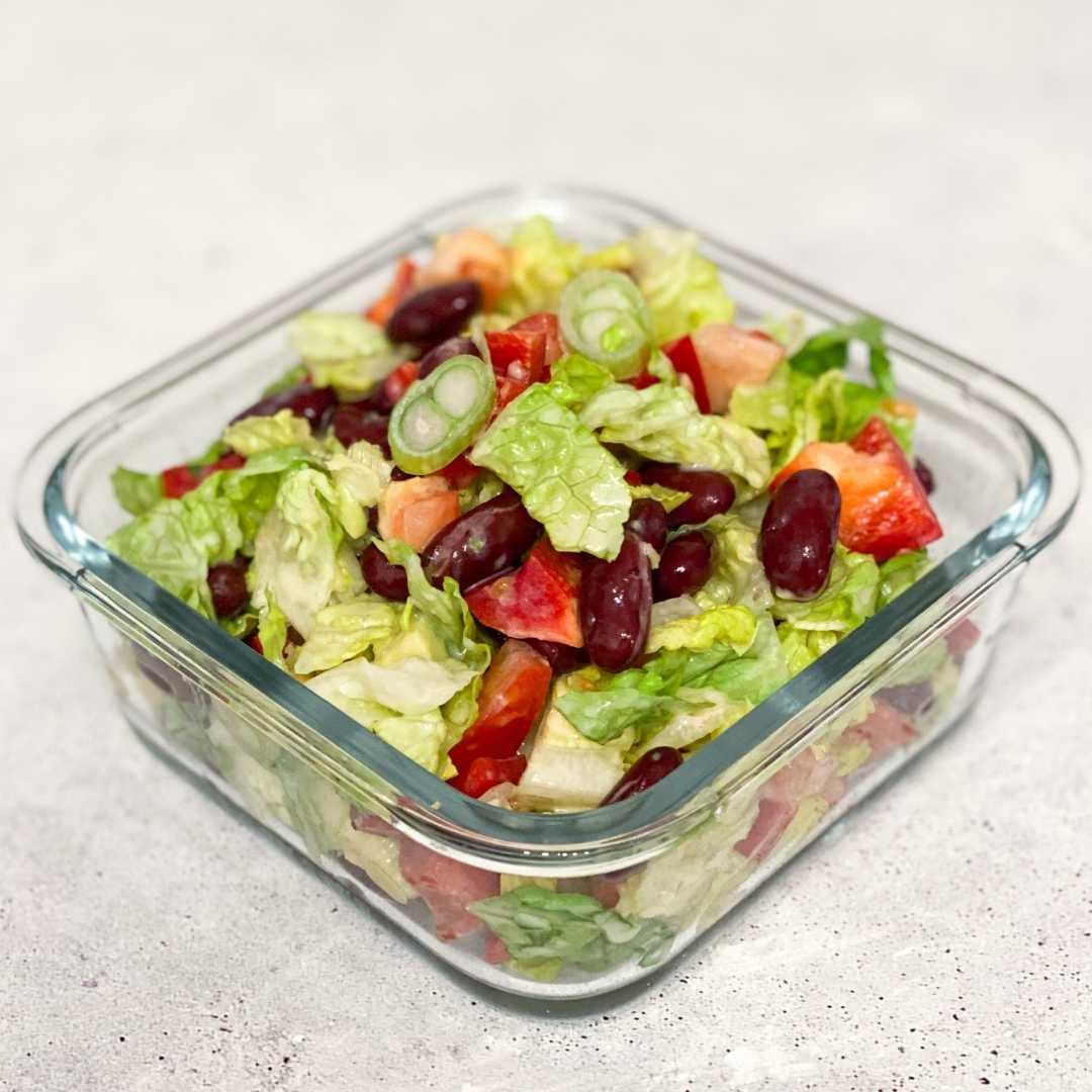 Faulpelz Salat