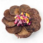 leckere, eiweißreiche Pancakes