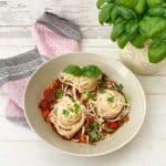 vegane Spaghetti mit Bolognese Sauce